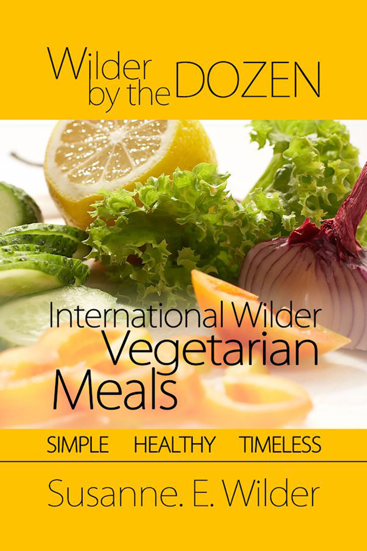 International Wilder Vegetarian Meals