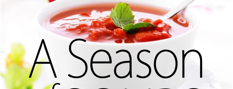 The recipe from my Season of Soups ~ Hot or Cold