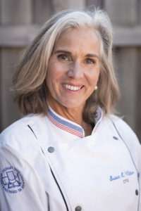 Chef Susanne Wilder cooks Wilder-by-the-Dozen by creating healthy alternatives to traditional meals