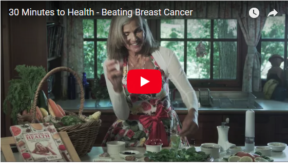 30 Minutes to Health – Beating Breast Cancer